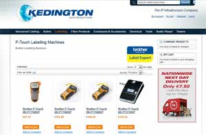 Kedington Distribution