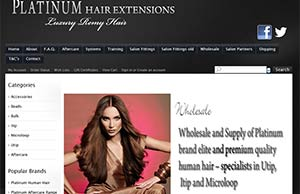 Hair Extensions Online Store