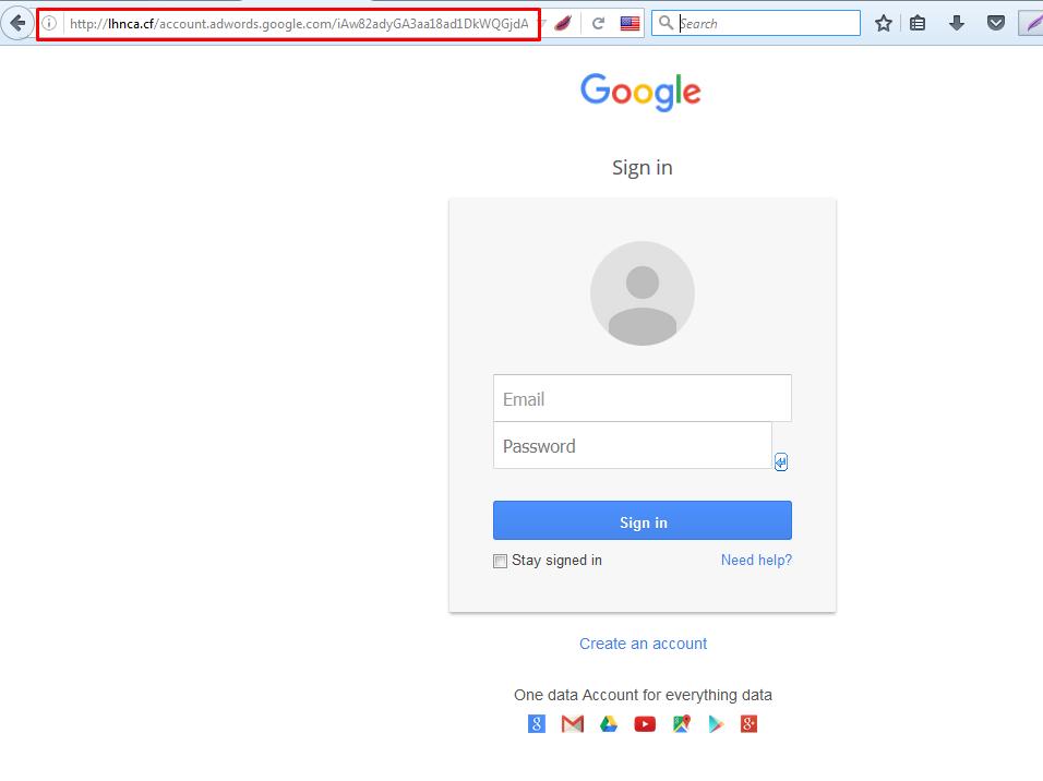 phishing-landingpage