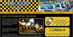 Checkers Cabs