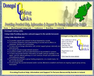 Donegal Living Links
