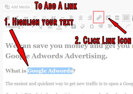 add-link-wordpress