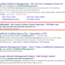 Adwords Phishing Scam. How to Spot A Phishing Scam
