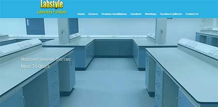 Labstyle Laboratory Furniture