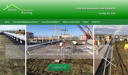 Green Roofing - Green Roof Maintenance and Installations