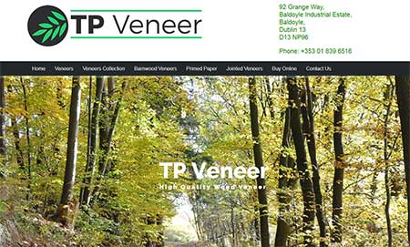 TP Veneer - High Quality Wood Veneers