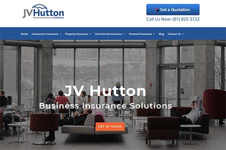 JV Hutton Business Insurance