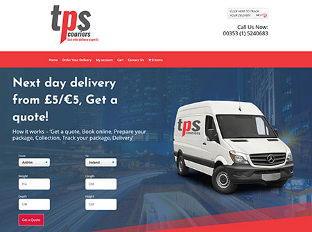 TPS Couriers